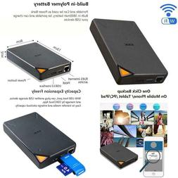 Ssk 1Tb Personal Cloud External Wireless Hard Drive Portable