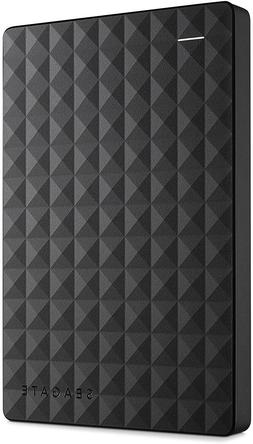 Seagate 1TB USB 3.0 External Portable 100-240v PC Hard Drive