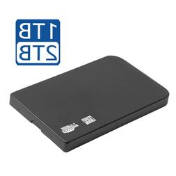 2.5'' USB 3.0 Portable 1/2TB External Hard Drive Disk HDD St