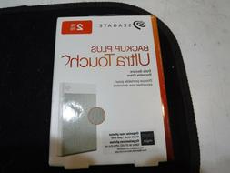 Seagate 2TB Backup Plus Ultra Touch USB 3.0 External Hard Dr