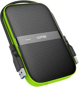 Silicon Power 2Tb Rugged Portable External Hard Drive Armor