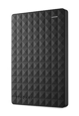 2TB Seagate USB3.0 2.5-inch Expansion Portable Hard Drive -