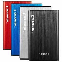 "500GB/1TB/2TB External Hard Drive Disk 2.5"" USB 3.0 SATA Box"