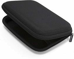 Hard Carrying Case for Portable External Hard Drive.