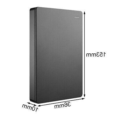 """2.5"""" Portable HDD Disk 3.0 3.0 Mobile Hard Drive"""