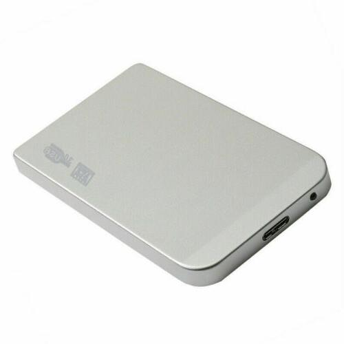 2.5'' USB 3.0 2TB HDD Fit For PC Laptop W/Bag