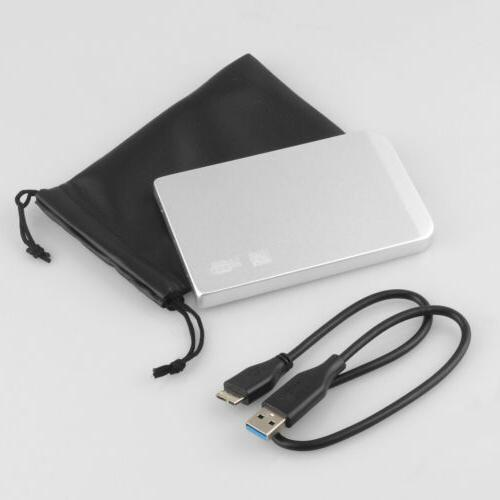 2.5'' 3.0 External Drive Disk HDD For PC Laptop Portable