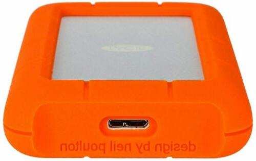 LaCie Rugged Portable with Cases