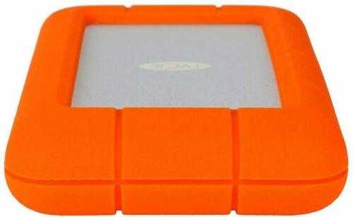 LaCie 2 Rugged Mini USB 3.0 Portable External with
