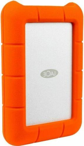 LaCie Pack Rugged 3.0 Portable External with
