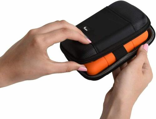 LaCie 4TB Rugged Portable Hard with