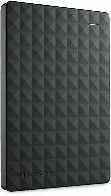 Seagate Expansion Portable 2TB External Hard Drive HDD – U