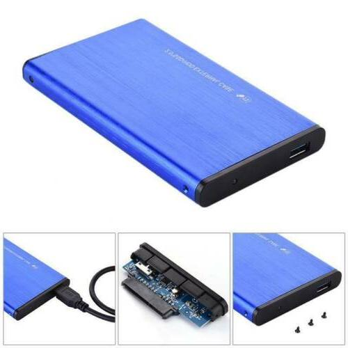 "Portable 1TB 2.5"" External Drive For PC Laptop"