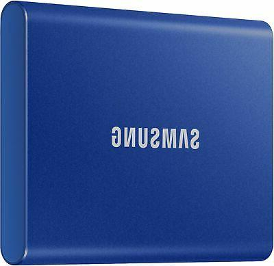 Samsung - External 2 Solid State Drive
