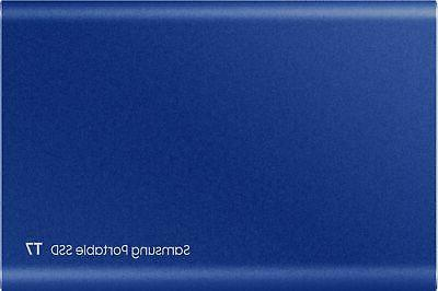 Samsung - External 3.2 2 Solid State Drive with Har...