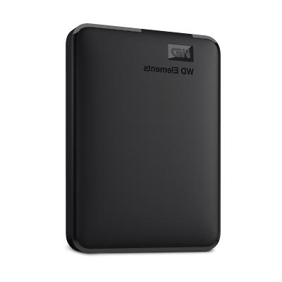 WD Elements Portable 2TB Certified Refurbished Hard Drive by