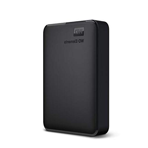 WD 3TB Elements Portable External Drive USB 3.0 - WDBU6Y0030BBK-WESN