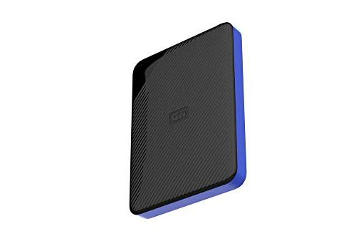 WD Works with Playstation Portable - WDBM1M0040BBK-WESN