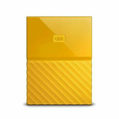 wd portable hdd 2tb usb3 0 yellow