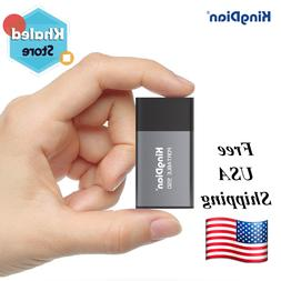 🔶NEW 2020 KingDian Mini External SSD Hard Drive Portable