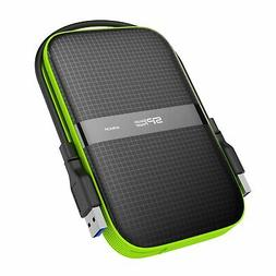 """New Release Water Resistant 2.5"""" Armor USB 3.0 Portable 1TB"""