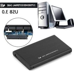Portable USB-3.0 External Hard Drive Disk HDD 2.5'' For PC L