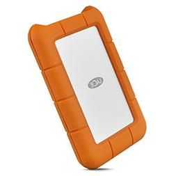 LaCie Rugged SECURE 2TB External Hard Drive Portable Model S
