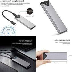 Ssk Mini Portable Ssd, Ultra Speed External Solid State Driv