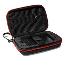 Axigear Weather Resistant Portable External Hard Drive Carry